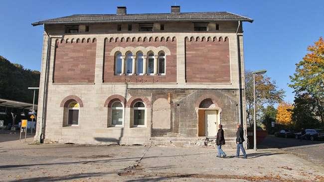Bahnhof Bad Gandersheim weiter Thema - Gandersheimer