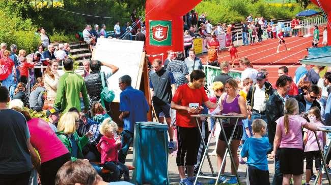 Diesmal Gibt Es Auch Einen Marathon Und Eine Kids Mtb
