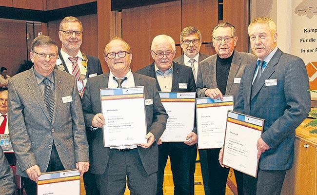 40 Jähriges Meisterjubiläum Grund Zum Feiern Einbecker Morgenpost